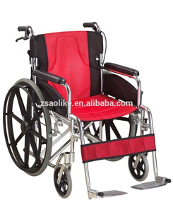 Aluminum manual wheelchair for halls ALK972LABJ-24 ""