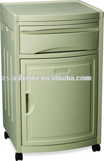 LG ABS material Bedside Cabinet (ABS Cabinet and Hospital Cabinet)