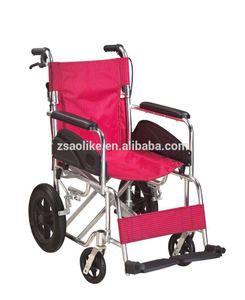 child folding and lightweight wheelchair for halls ALK865LABJ