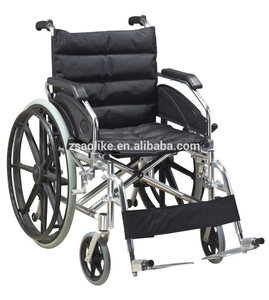 Luxury Aluminum manual wheelchair for knows them ALK953LB