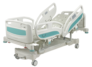 CE, FDA, ISO13485 Best quality five function electrical hospital bed