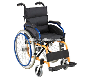 Lightweight folding Children wheelchair for halls ALK907LAP