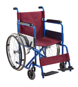 Foldable wheelchair ALK815F-43
